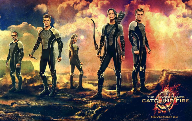 catching fire movie free